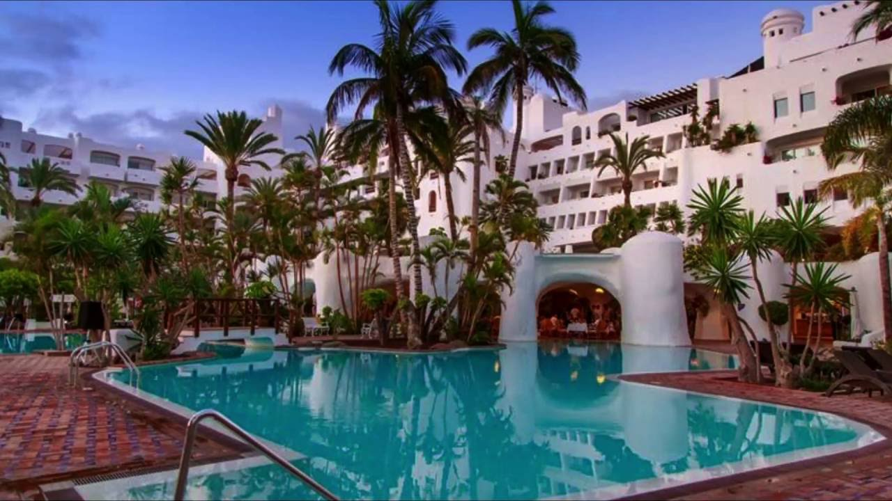 video,TUI Blue Jardin Tropical, Tenerife