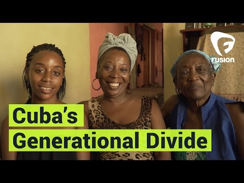 Three Generations of Cuban Women Speak Out