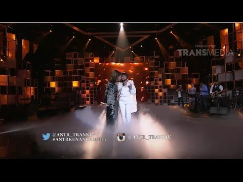A NIGHT TO REMEMBER - Jatuh Cinta Shanty Feat Rossa (01/02/16)