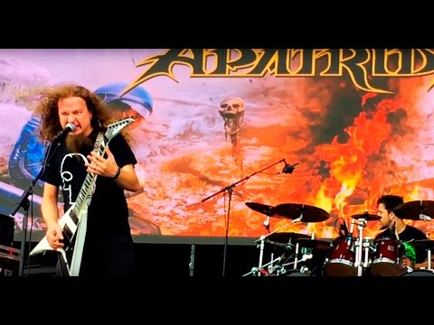 Angelus Apatrida - End Man - Live @ Rock Fest Barcelona 2015