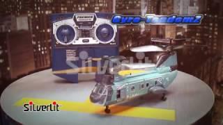 Silverlit Twin Hurricane 3 channel