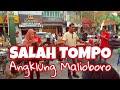 Salah Tompo - Versi Angklung Malioboro Yogyakarta Mp3