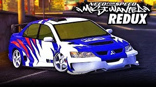 Need for Speed MOST WANTED REDUX | Blacklist #9: EARL