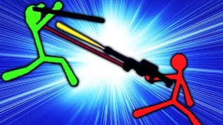 ВОЙНА СТИКМЕНОВ, ЭПИЧНАЯ БОЙНЯ С ДРУЗЬЯМИ Stick Fight: The Game