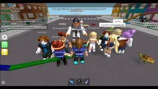 First video of ROBLOX if this video hit 2 likes I bring more ~ ATE to PROXIMA ~