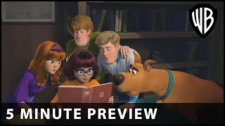 SCOOB! - 5 Minute Preview - Warner Bros. UK