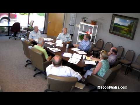 Macon Co Airport Authority-  July 2015