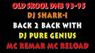 Back to the Old Skool DNB MIX 93-95 London UK