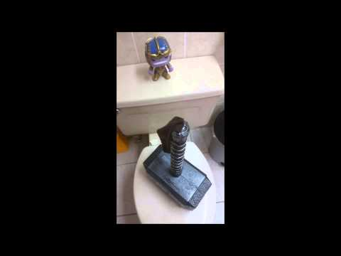 THOR HAMMER PRANK Movie LEGO Avengers Superheroes StopMotion Animation Cartoon from YouTube · Duration:  3 minutes 15 seconds