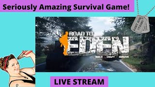 Road To Eden Gameplay Lets Play (AMAZING Base Building/Survival Game)