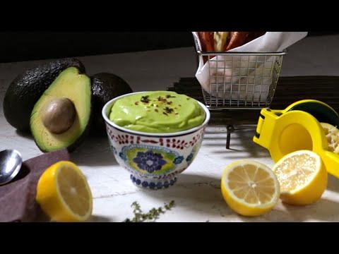 Vegan Avocado Mayo Recipe