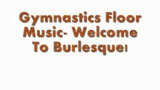 Welcome To Burlesque Floor Music