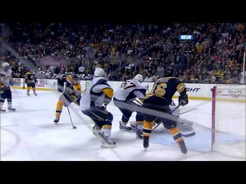 Bruins-Sabres Game 4 Highlights 4/21/10 HD