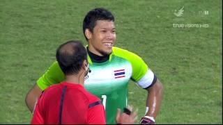 ฟุตบอล เอเชียนเกมส์ ครั้งที่17  ทีมชาติเกาหลีใต้ 2-0 ทีมชาติไทย  2014-09-30