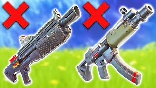 Epic Games Just VAULTED the Best Guns in Fortnite... (Patch Notes v7.30)