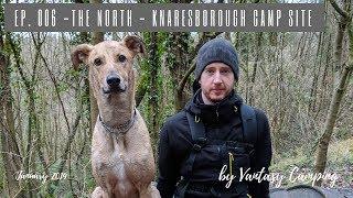 Ep. 006 January - Knaresborough Caravan and Motorhome Club Site - The Wanderer - Nidd Gorge