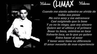 Climax | MALUMA | LETRA | NEW 2015
