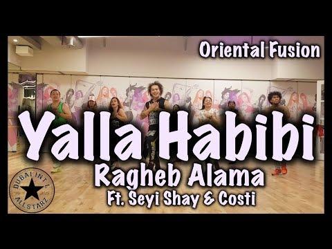 Yalla Habibi | Zumba® | Alfredo Jay| Choreography
