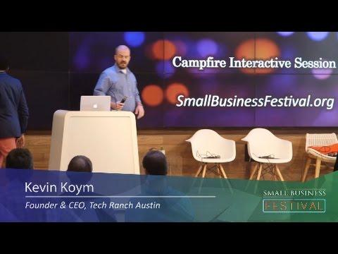 Kevin Koym - Presentation