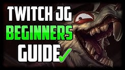 How to Play Twitch Jungle & Carry For BEGINNERS - Twitch LoL Season 10 Guide | League of Legends