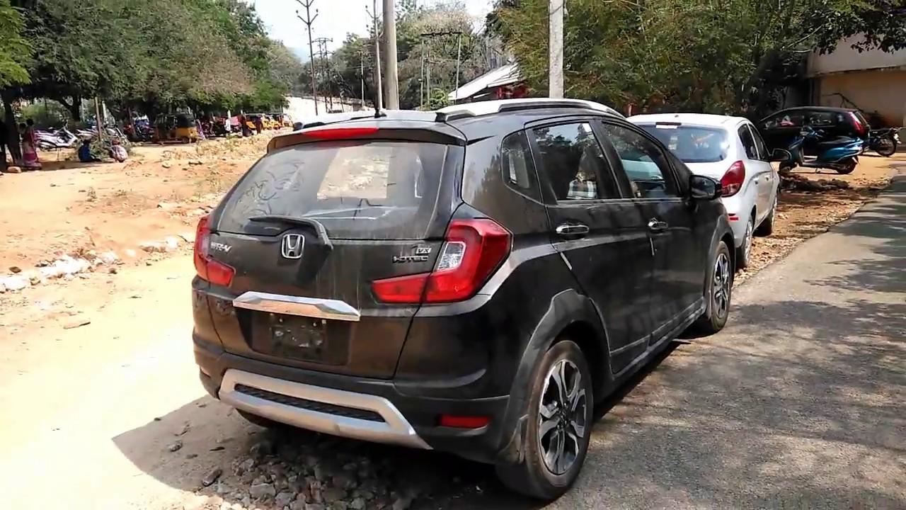 Honda Wrv India 2019 Top End Interior Exterior Looks Youtube