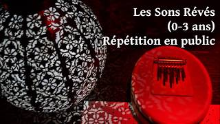 Spectacle - 0-3 ans- relaxation musicale pour tout petits- sieste musicale- bretagne- rennes- 35-44