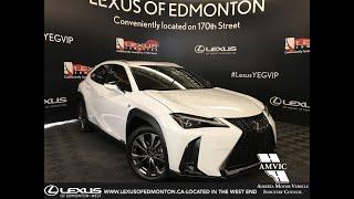 2019 Lexus UX 250H Review
