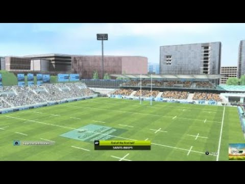 Rugby 20 1st Game 1st Half |