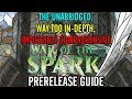 The Embarrassingly Comprehensive War of the Spark Prerelease Guide