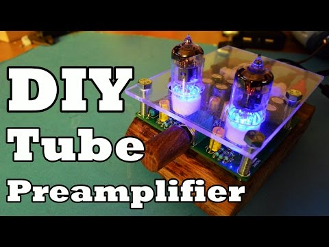 DIY Tube Preamplifier