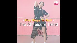 Five Ways To Nail The Athleisure Trend - POPxo Fashion thumbnail