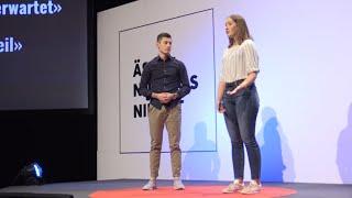 Generation Z  Denn sie wissen was sie tun  Jonas Schäfer amp; Maria Fanger  TEDxBern