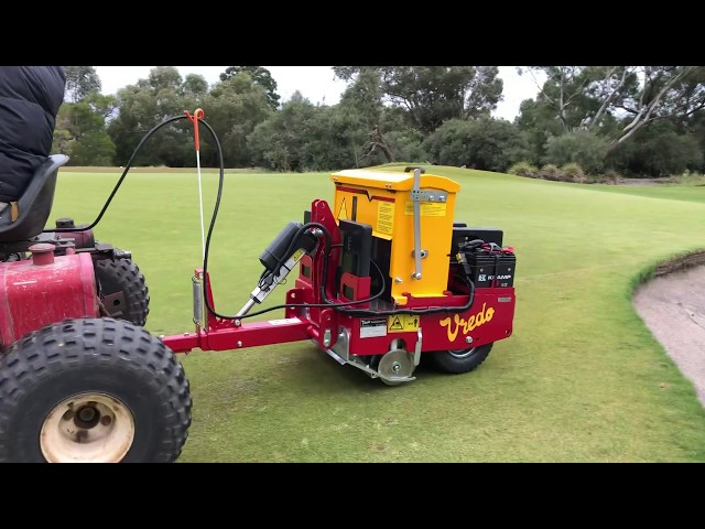 Vredo Turf-Fix by Sustainable Machinery