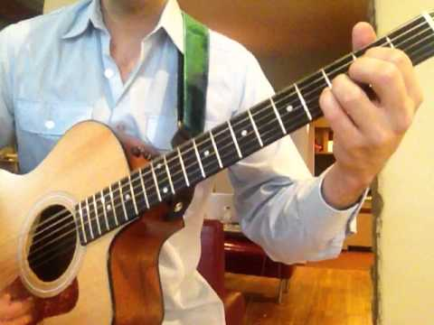 White Wedding Acoustic Tutorial