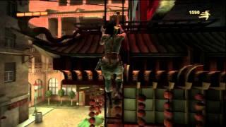WET (PS3) GAMEPLAY