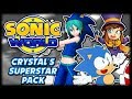 Hatsune Miku, Mania Sonic, Hat Kid & More | Sonic World Mod Showcase
