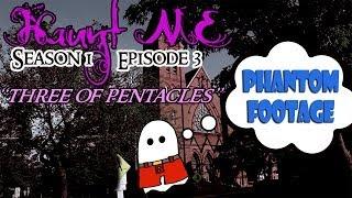 "Haunt ME - S1:E3 ""Three of Pentacles"" (The Church) - Phantom Footage"