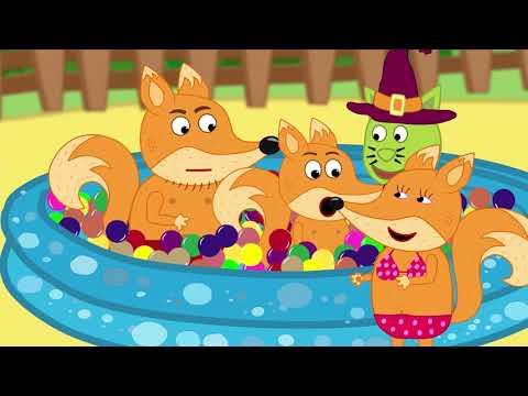 Fox Family new Сartoon for kids full episodes  #228