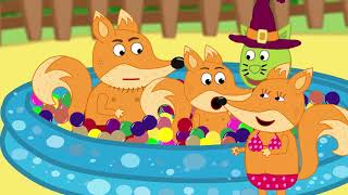 Fox Family new Сartoon for kids full episodes  #228