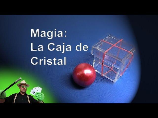 Juego de Magia Bola atraviesa murallas