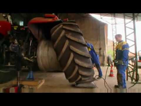 Montage et démontage d'un pneumatique