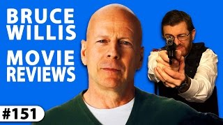 BRUCE WILLIS Movie Reviews: Striking Distance + The Fifth Element + RED 2