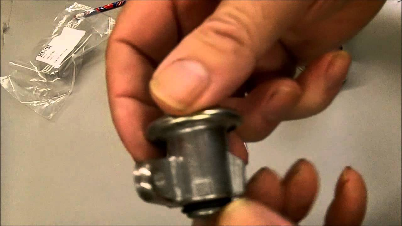Mercury Marine Injector Fuel Regulator 255 1180