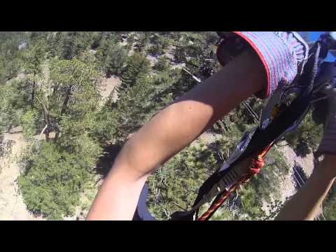 Big Pines Ziplining 06/2014