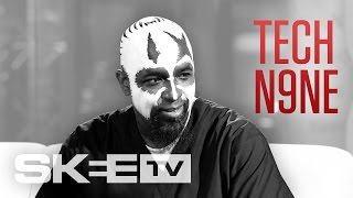 Tech N9ne Talks Collaborating with Eminem, Overcoming Obstacles, Mother's Last Wishes - SKEE TV