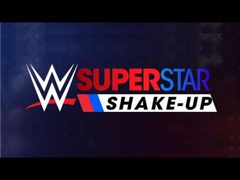 WWE SmackDown Live Superstar Shakeup Live Reactions