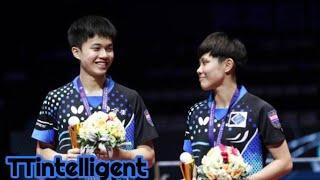 Lin Yun-ju/ Cheng I-Ching Vs Chuang Cih-yuan/ Chen Chien-An - Warm Up Tokyo Games 2020. (Fullmatch)