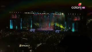 DILJIT DOSANJH BHANGRA PERFORMANCE IIFA AWARD  2018 HD