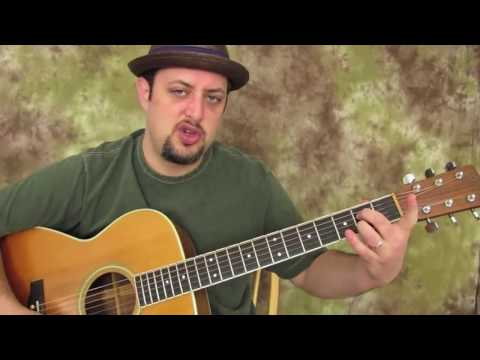 3 Gorgeous Chords (Acoustic Blues Guitar)