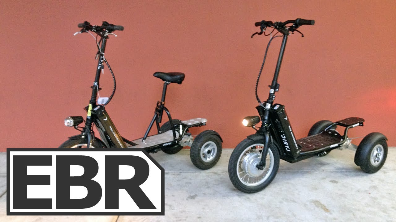 Lyric Ranger Video Review Electric Scooter That Lets You